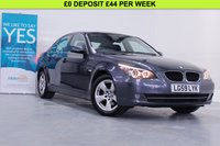 2009 BMW 5 SERIES 2.0 520D SE BUSINESS EDITION 4d AUTO 175 BHP £8324.00