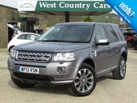 USED 2013 13 LAND ROVER FREELANDER 2.2 SD4 HSE LUXURY 5d AUTO 190 BHP Only 1 Private Owner From New