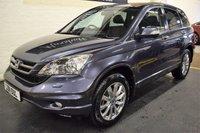 USED 2011 11 HONDA CR-V 2.0 I-VTEC EX 5d AUTO 148 BHP 4x4