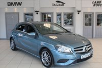 USED 2014 14 MERCEDES-BENZ A CLASS 1.8 A200 CDI BLUEEFFICIENCY SPORT 5d 136 BHP FULL MERCEDES BENZ SERVICE HISTORY + £30 ROAD TAX + BLUETOOTH + 17 INCH ALLOYS + CRUISE CONTROL + PARKING SENSORS