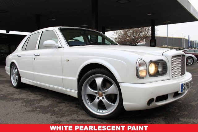 BENTLEY ARNAGE at Derby Trade Cars