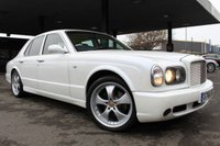 1998 BENTLEY ARNAGE 4.4 V8 4d 349 BHP £19990.00
