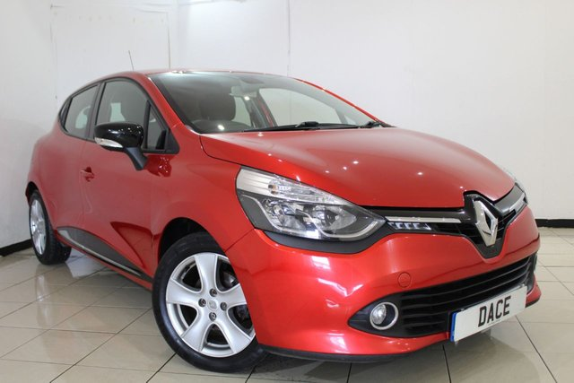 View our 2015 15 RENAULT CLIO 1.5 DYNAMIQUE MEDIANAV ENERGY DCI S/S 5DR 90 BHP