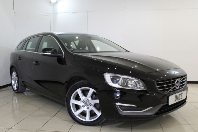 View our 2014 14 VOLVO V60 2.0 D4 SE LUX 5DR 178 BHP