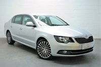 2014 SKODA SUPERB 2.0 LAURIN AND KLEMENT 4X4 TDI CR DSG 5d AUTO 168 BHP £11795.00