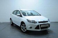 2011 FORD FOCUS 1.6 ZETEC 5d 124 BHP £5595.00