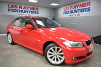 USED 2010 60 BMW 3 SERIES 2.0 318D SE BUSINESS EDITION 4d 141 BHP Bluetooth, Sat Nav, Rear Park sensors, Cheap Tax