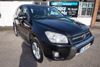 2009 TOYOTA RAV4 2.0 XT-R VALVEMATIC 5d AUTO FSH-1 OWNR-LTHR-DAB-B/TOOTH £8890.00