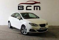 2010 SEAT IBIZA 1.4 GOOD STUFF 3d 85 BHP £3485.00