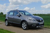 USED 2014 64 RENAULT SCENIC 1.5 XMOD DYNAMIQUE TOMTOM DCI EDC 5d AUTO 110 BHP