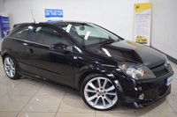 USED 2008 06 VAUXHALL ASTRA 2.0 VXR 3d 240 BHP