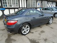 USED 2012 62 MERCEDES-BENZ SLK 2.1 SLK250 CDI BLUEEFFICIENCY 2d AUTO 204 BHP