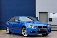 USED 2014 64 BMW 3 SERIES 2.0 320D M SPORT TOURING (SAT NAV)