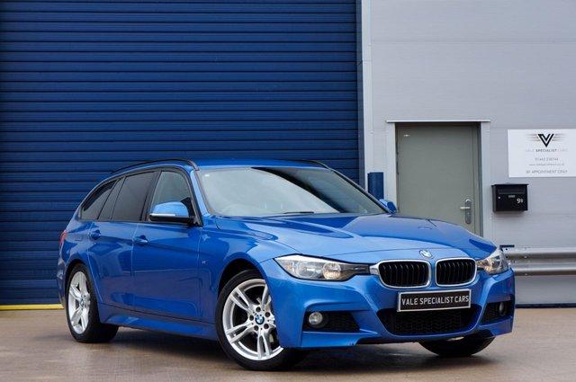 2014 64 BMW 3 SERIES 2.0 320D M SPORT TOURING (SAT NAV)