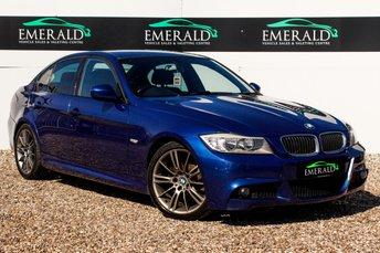 2011 BMW 3 SERIES 2.0 320D SPORT PLUS EDITION 4d 181 BHP £7500.00
