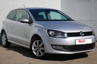USED 2012 62 VOLKSWAGEN POLO 1.2 MATCH TDI 3d 74 BHP GREAT ECONOMY+FULL HISTORY