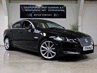 2014 JAGUAR XF 2.2 D PREMIUM LUXURY 4d AUTO 200 BHP £16480.00