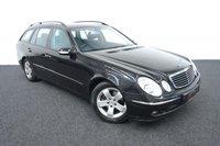 2006 MERCEDES-BENZ E CLASS 3.0 E280 CDI AVANTGARDE 5d AUTO 187 BHP £5845.00