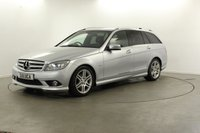 2011 MERCEDES-BENZ C CLASS 2.1 C200 CDI BLUEEFFICIENCY SPORT 5d AUTO 136 BHP £8994.00