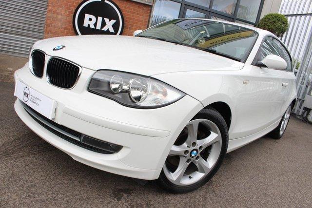 2008 58 BMW 1 SERIES 2.0 118D EDITION ES 3d 141 BHP