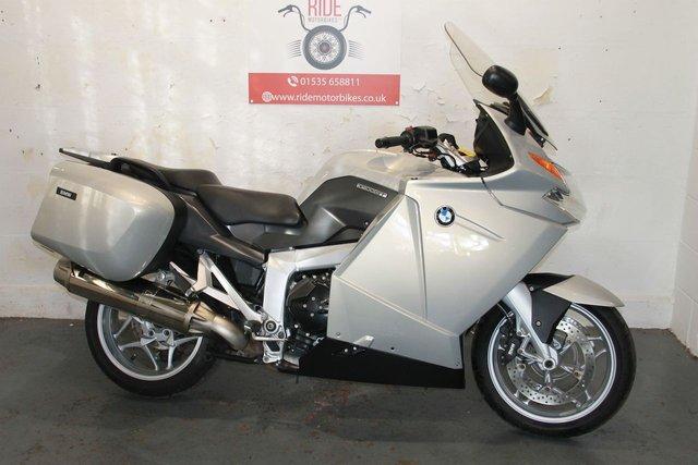 2006 06 BMW K1200GT SE