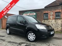 USED 2011 61 CITROEN BERLINGO 1.6 625 ENTERPRISE L1 HDI 1d 75 BHP NO VAT, Air Conditioning, 3 Seats.
