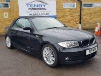 2009 BMW 1 SERIES 2.0 118I M SPORT 2d 141 BHP £6484.00