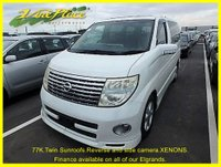 2004 NISSAN ELGRAND  Highway Star 3.5 Automatic, 8 Seats,Only 74k,Twin Power Door,Twin Sunroof £7500.00