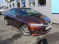 USED 2011 60 HONDA CIVIC 1.3 I-VTEC TYPE S 3d 98 BHP