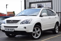 USED 2008 58 LEXUS RX 3.3 400H SE CVT 5d 208 BHP SUPERB CONDITION HYBRID VEHICLE WITH FULL DEALER SERVICE HISTORY AND PLENTY OF FEATURES