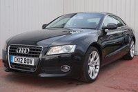 2012 AUDI A5 2.0 TDI SPORT 2d 168 BHP £8995.00
