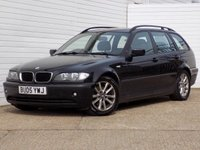 2005 BMW 3 SERIES 2.0 320D ES TOURING 5d 148 BHP £1289.00