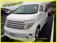 USED 2003 53 NISSAN ELGRAND Rider Autec 3.5 Automatic 8 Seats Full Leather +ONLY 62K+BOSE SOUND SYSTEM+