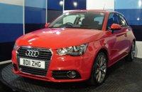 2011 AUDI A1 1.4 TFSI SPORT 3d 122 BHP £8995.00