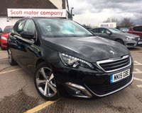 2015 PEUGEOT 308 1.6 HDI S/S SW ALLURE 5d 115 BHP £SOLD