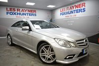 2010 MERCEDES-BENZ E CLASS 3.0 E350 CDI BLUEEFFICIENCY SPORT 2d AUTO 231 BHP £9999.00