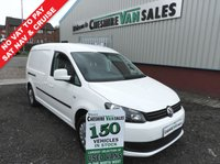 USED 2015 15 VOLKSWAGEN CADDY MAXI 1.6 C20 TDI TRENDLINE SAT NAV 101 BHP SAVE NO VAT TO PAY  SAVE WITH NO VAT TO PAY !!!!!!!!!!!!!!!!!!!!!!!!!!!!!!!!!!