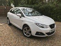 2012 SEAT IBIZA 1.4 SE COPA 3d 85 BHP £5789.00