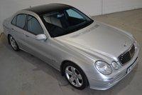 2004 MERCEDES-BENZ E CLASS 3.2 E320 CDI AVANTGARDE 4d 204 BHP £2990.00