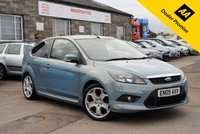 USED 2009 09 FORD FOCUS 1.8 ZETEC S S/S 3d 124 BHP