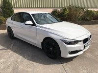 USED 2014 64 BMW 3 SERIES 2.0 318D SE 4d 141 BHP LOW MILES - BLACK ALLOYS, PARK SENSORS, LOW MILES
