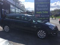 USED 2015 64 VAUXHALL ASTRA 2.0 ELITE CDTI 5d AUTO 163 BHP, only 26000 miles ***GREAT FINANCE DEALS AVAILABLE***