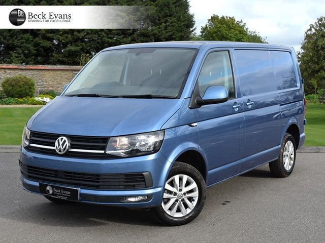 View our VOLKSWAGEN T6 TRANSPORTER
