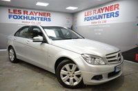 2010 MERCEDES-BENZ C CLASS 2.1 C220 CDI BLUEEFFICIENCY EXECUTIVE SE 4d 170 BHP £7499.00