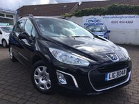 USED 2013 PEUGEOT 308 1.6 HDI SW ACCESS 5d 92 BHP