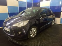 USED 2014 14 CITROEN DS3 1.6 DSTYLE 3d 120 BHP A truely wonderful example of this sporty cabriolet finished in a lovely metalic aubergine contrasted with black roof and alloys this car looks and drives superbly comming with all the usual refinements inc bluetooth ,alloys, air conditioning aux and usb inputs .deffinitely one to be viewed and driven to be fully appreciated and returns a very creditable combined mpg of 49.6