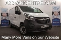 USED 2014 64 VAUXHALL VIVARO 1.6 2900 L1H1 CDTI 115 BHP Short Wheel Base *Over The Phone Low Rate Finance Available*   *UK Delivery Can Also Be Arranged*           ___________       Call us on 01709 866668 or Send us a Text on 07462 824433