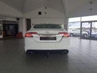 USED 2011 61 JAGUAR XF 3.0 V6 PREMIUM LUXURY 4d AUTO 240 BHP