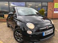 2014 FIAT 500 1.2 S 3d 69 BHP £6895.00