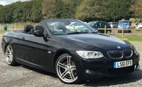 2011 BMW 3 SERIES 3.0 325D SPORT PLUS EDITION 2d 202 BHP £12000.00